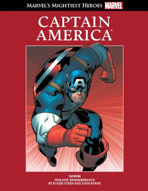 Captain America - 2017 - Marvel's Mightiest Heroes Graphic Novel Collection