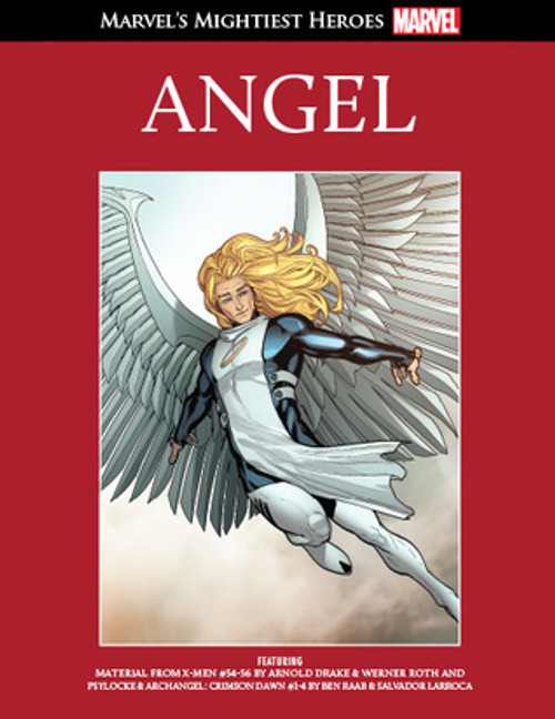 Angel - 2017 - Marvel's Mightiest Heroes Graphic Novel Collection
