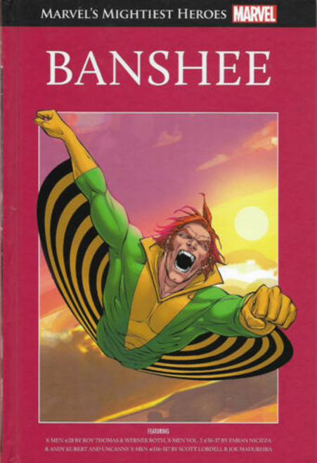 Banshee - 2017 - Marvel's Mightiest Heroes Graphic Novel Collection
