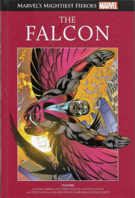 The Falcon -  2017 - Marvel's Mightiest Heroes Graphic Novel Collection