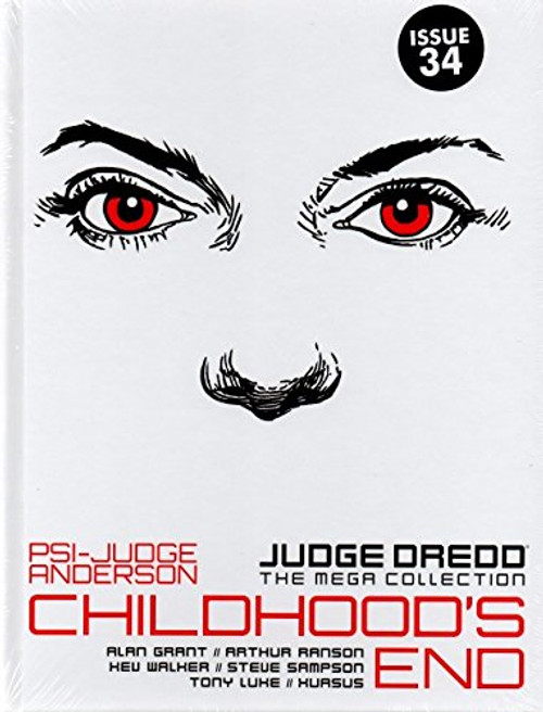 Judge Dredd: The Mega Collection - PSI Judge Anderson: Childhood's End - 2015 - 2000 AD/Hatchette