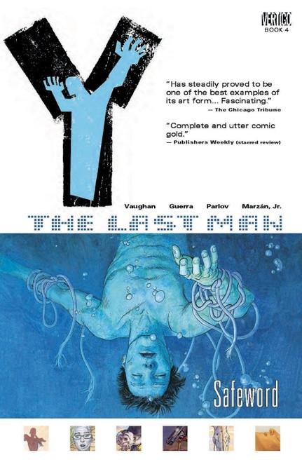 Y: The Last Man: Safeword - 2011 - PB - DC Graphic Novel
