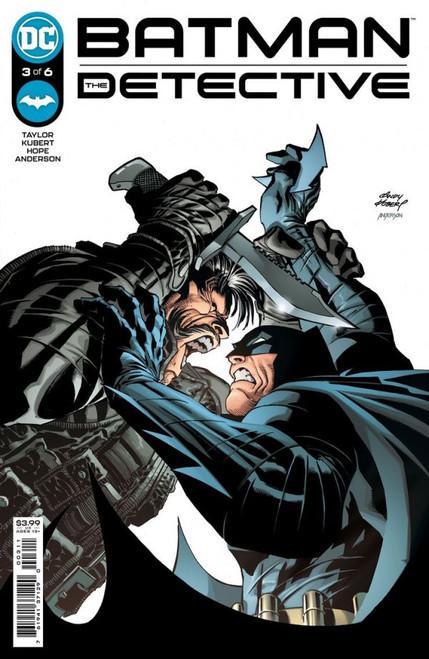 Batman: The Detective #3 - 08/06/21 - DC Comic