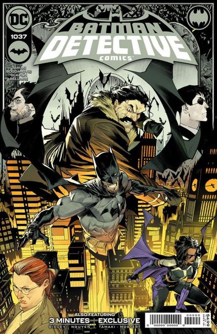 Detective Comics #1037 - 08/06/21 - DC Comic