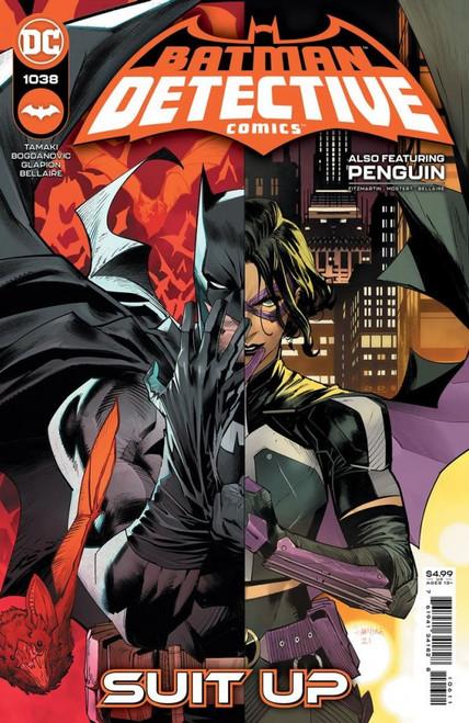 Detective Comics #1038 - 22/06/21 - DC Comic