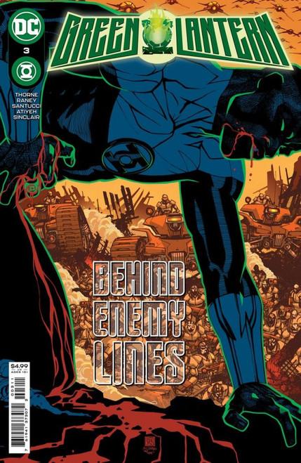 Green Lantern #3 - 01/06/21 - DC Comic