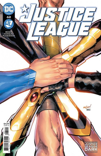 Justice League #62 - 01/06/21 - DC Comic
