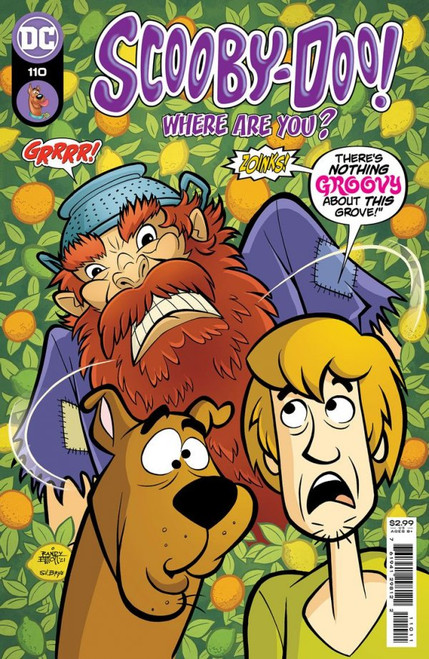 Scooby-Doo, Where Are You? #110 - 15/06/21 - DC Comic