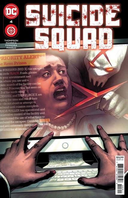 Suicide Squad #4 - 01/06/21 - DC Comic