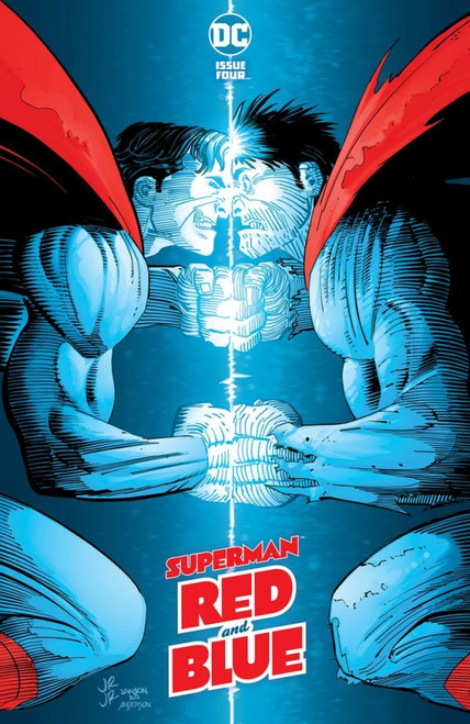 Superman: Red and Blue #4 - DC Comic - 15/06/21