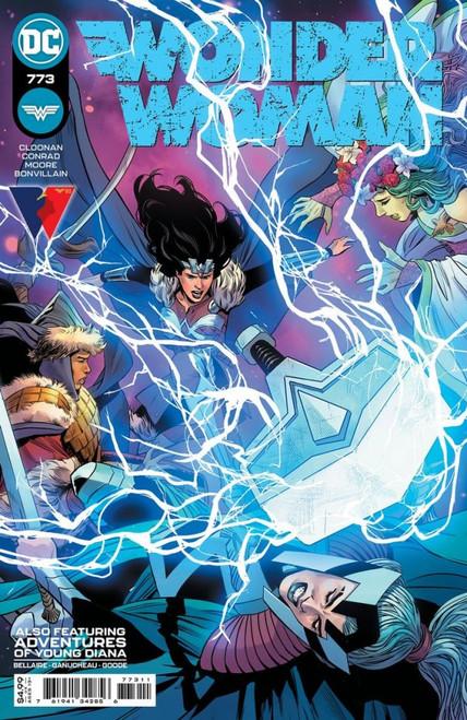 Wonder Woman #773 - DC Comic - 08/06/21