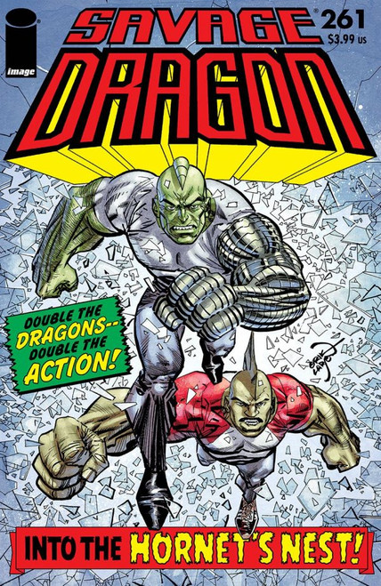 Savage Dragon #261 - Image Comic - 16/06/21