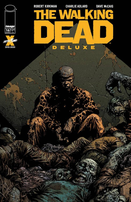 The Walking Dead Deluxe #16 -Skybound Comic - 02/06/21