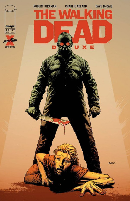 The Walking Dead Deluxe #17 -Skybound Comic - 16/06/21