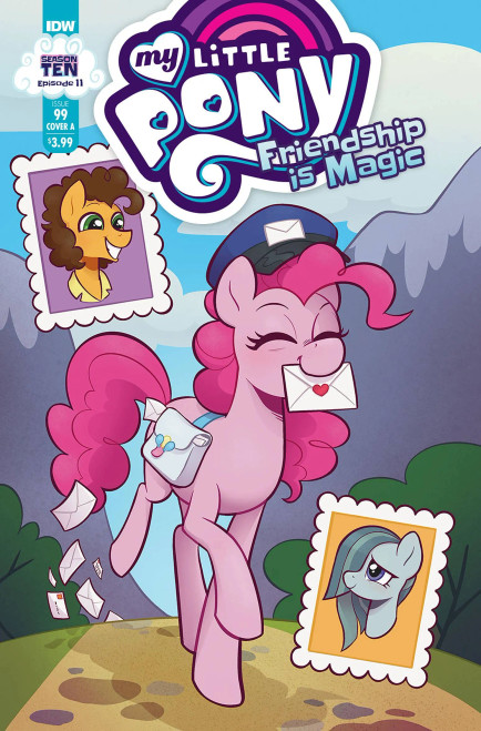 My Little Pony: Friendship Is Magic #99 - IDW Comic - 16/06/21