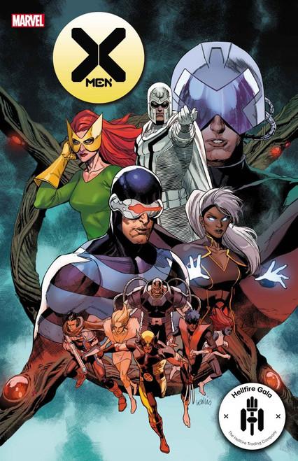 X-Men #21 - Marvel Comic - 09/06/21