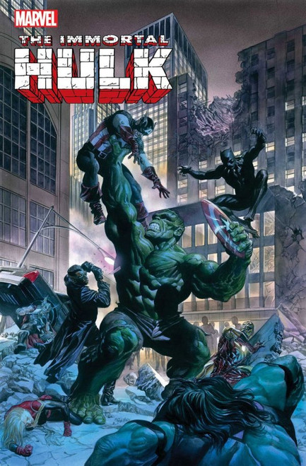 The Immortal Hulk #47 - Marvel Comic - 02/06/21