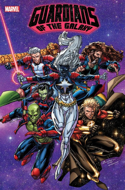 Guardians Of The Galaxy #15 - Marvel Comic - 23/06/21