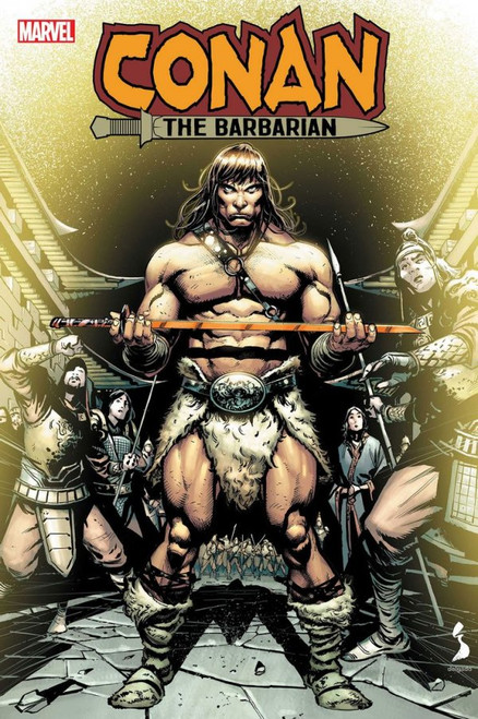 Conan The Barbarian #22 - Marvel Comic - 09/06/21