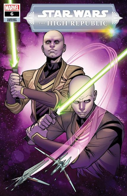 Star Wars: The High Republic #6 - Garron Pride Variant - Marvel Comic - 30/06/21