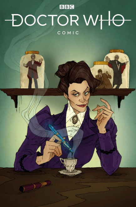 Doctor Who: Missy #3 - Titan Comic - 16/06/21