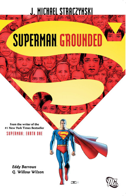 Superman: Grounded - 2011 - DC Graphic Novel - HB