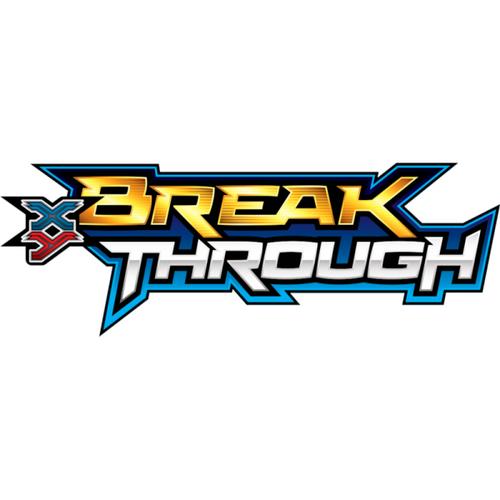 Pokemon XY Breakthrough Blind Pack of 6 Cards - 2015 - The Pokemon Company