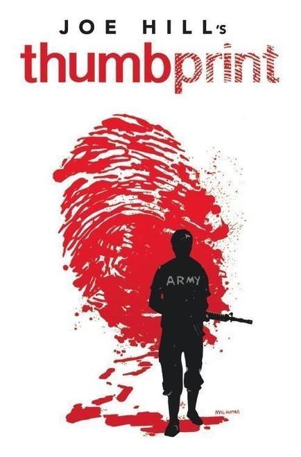 Thumbprint - 2013 - IDW Graphic Novel - HB