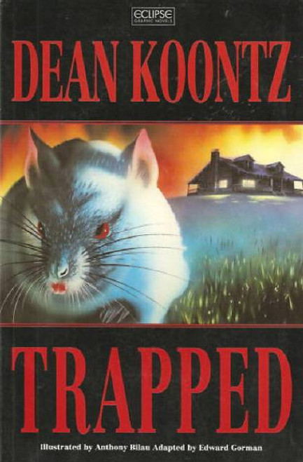Trapped - 1993 - Eclipse Graphic Novel - PB
