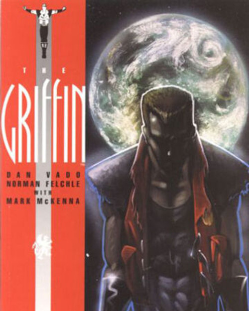 The Griffin #6 - 1991 - DC Graphic Novel - PB
