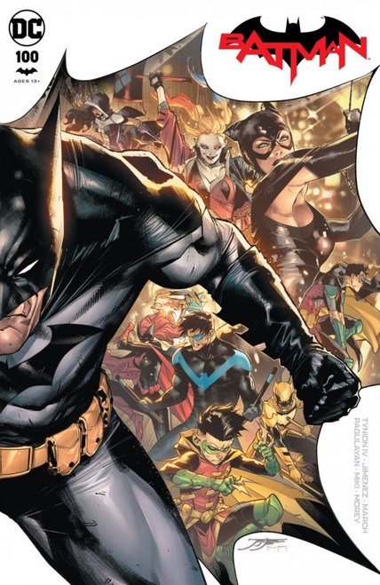 Batman #100 - 2020 - The Joker War Finale - DC Comic