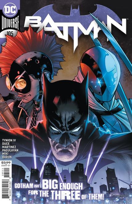 Batman #105 - 2021 - DC Comic
