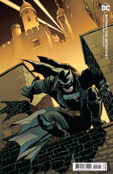 Batman: The Detective #1 - Andy Kubert Card Stock Variant - 2021 - DC Comic