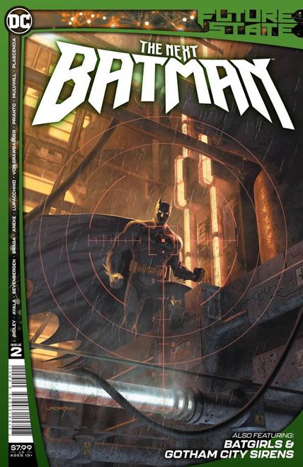Future State: The Next Batman #2 - 2021 - DC Comic
