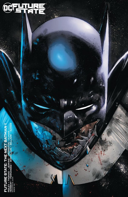 Future State: The Next Batman #1 - Oliver Coipel Card Stock Variant - 2021 - DC Comic