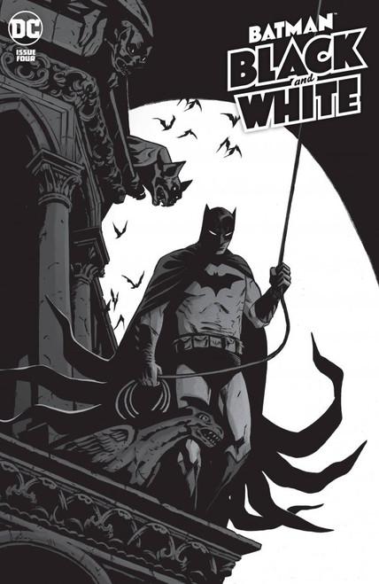 Batman: Black and White #4 - 2021 - DC Comic