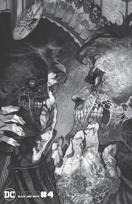 Batman: Black and White #4 - Simon Bianchi Variant - 2021 - DC Comic
