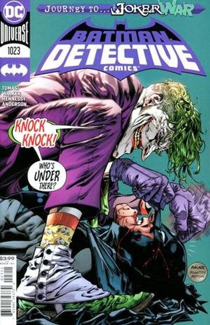 Batman Detective Comics #1023 - 2020 - DC Comic