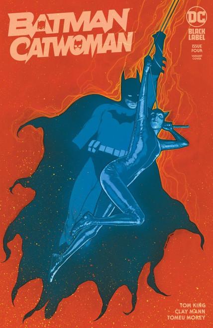 Batman / Catwoman #4 - Travis Charest Variant - 2021 - DC Comic
