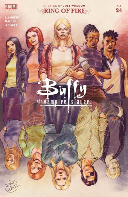 Buffy The Vampire Slayer #24 - 2021 - Boom! Comic