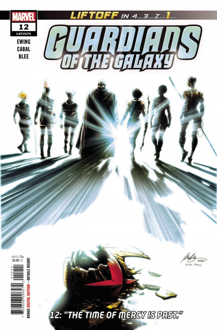 Guardians Of The Galaxy #12 - 2021 - Marvel Comic