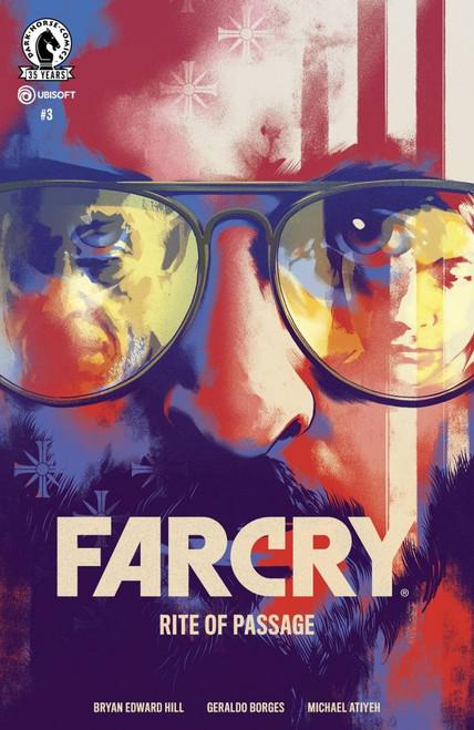Far Cry: Rite Of Passage #3 - 21/07/21 - Dark Horse Comic
