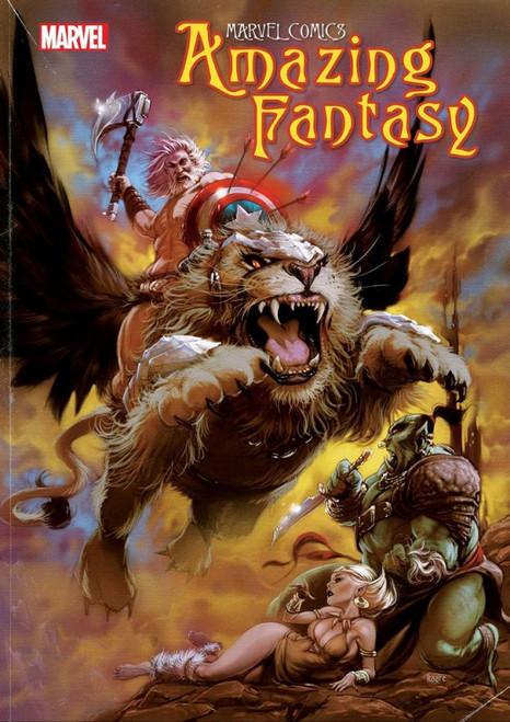 Amazing Fantasy #1 - 28/07/21 - Marvel Comic