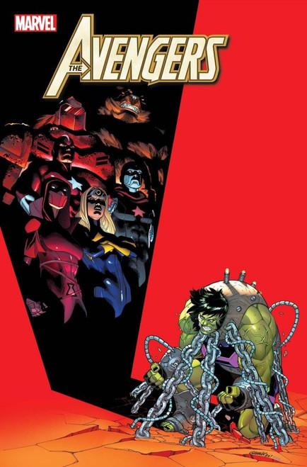 The Avengers #46 - 07/07/21 - Marvel Comic