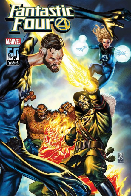Fantastic Four #34 - 14/07/21 - Marvel Comic