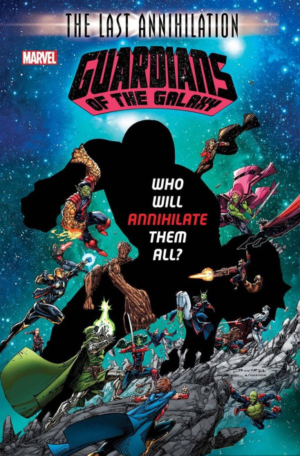 Guardians Of The Galaxy #16 - 21/07/21 - Marvel Comic