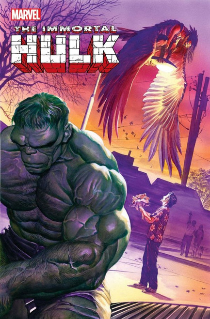 The Immortal Hulk #48  - 07/07/21 - Marvel Comic