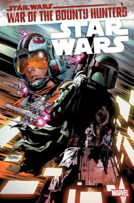 Star Wars #15 - 28/07/21 - Marvel Comic