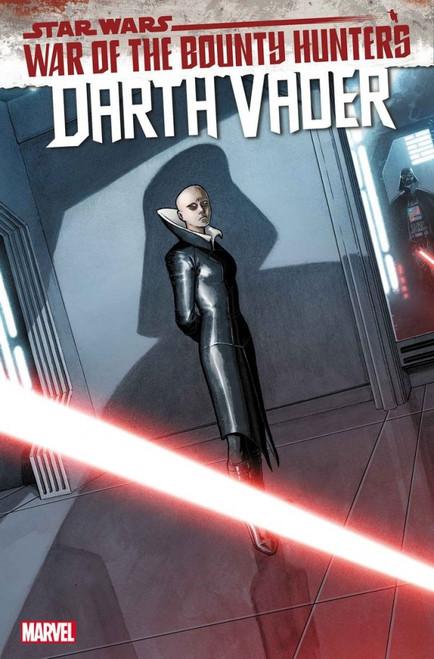 Star Wars: Darth Vader #14 - 21/07/21 - Marvel Comic