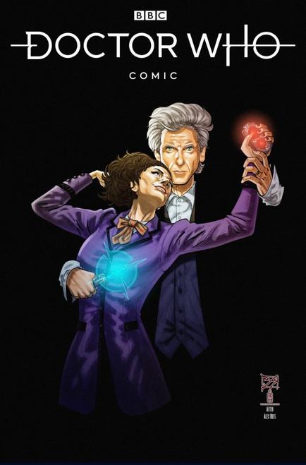 Doctor Who: Missy #4 - 14/07/21 - Titan Comic